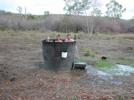 3 B's Tub Portable Hot Tub
