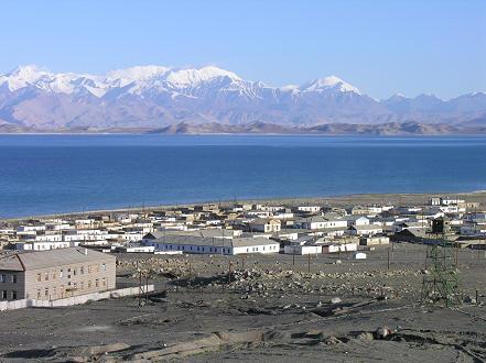 Karakul Lake Tajikistan Karakul And Lake Kara Kul