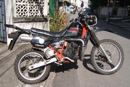 kawasaki cult bike no stranger to danger expedition thailand and