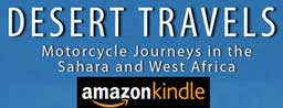 Desert Travels - Motorcycle Journeys in the Sahara and West Africa!