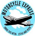 Motorcycle Express for shipping and insurance!