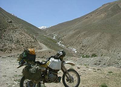 Cheap military panniers going on silvermans.-drbg.jpg