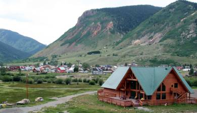 HU Meeting location, the Kendall Mountain Building in Silverton Colorado.