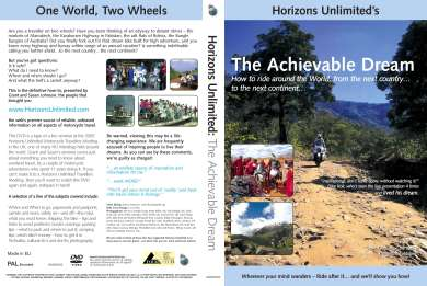 Achievable Dream DVD cover