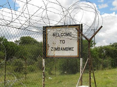 Welcome to Zimbabwe.