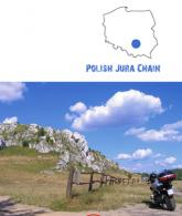 Poland by Motorbike: route planner