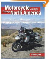 Motorcycle Journeys Through North America cover